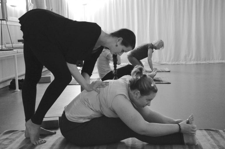 eigene yogaschule eröffnen